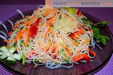 Funchoza-Salat