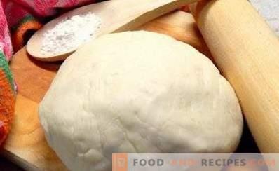 Sandwich dough for kurnik