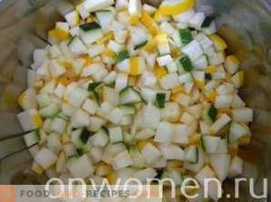 Zucchini confiture