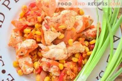 Mexican Chicken with Vegetables