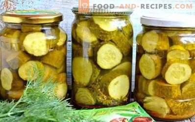 Finnish Cucumbers for the Winter