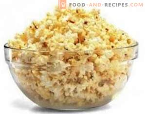 The benefits and harms of popcorn