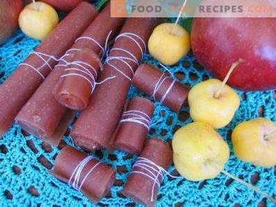 Apple fruit candy