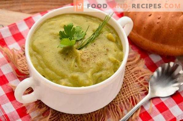 Broccoli Cream Soup