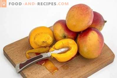 Mango: Benefits and Harm to the Body