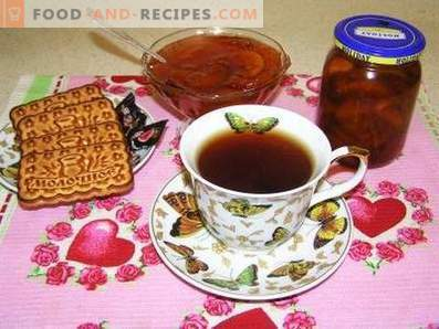 Peach Confiture with Slices