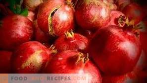 How to store pomegranate