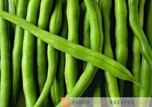 How to freeze asparagus beans