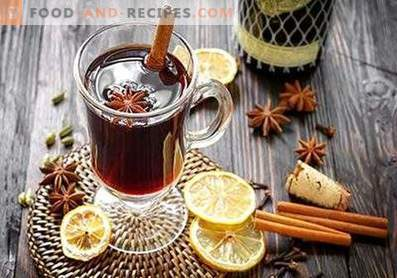 How to drink mulled wine