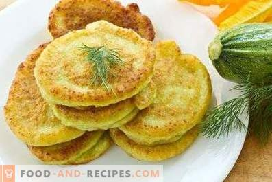 Zucchini Fritters for Kids