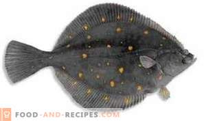 How to clean flounder