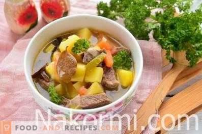 Beef Shurpa