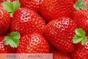 Strawberry Calories