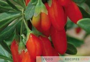 How to distinguish real Goji Berries from fakes