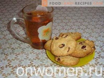 Oatmeal cookies without eggs