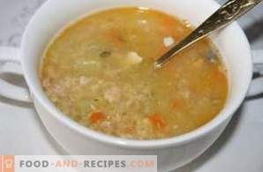 Canned Pink Salmon Soup