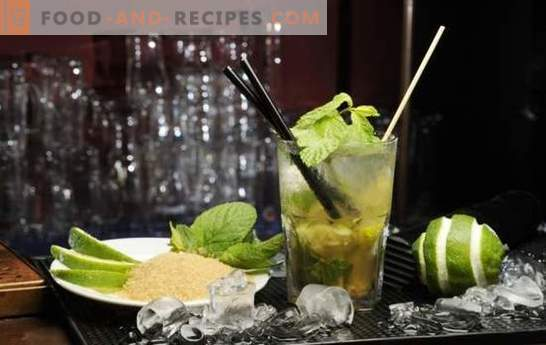 Alcoholic New Year cocktails: TOP-5 recipes. How to snort beautifully?