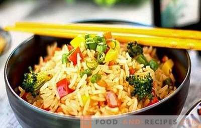 Rice with vegetables in a slow cooker - eaten away for both cheeks! Recipes for different rice dishes with vegetables in a slow cooker