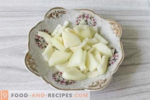 Eastern plov - original step-by-step recipe with photos