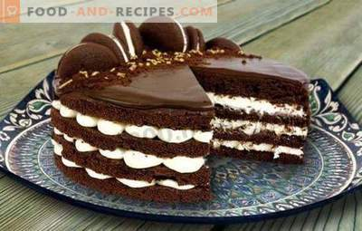 Whoopie pie cake - straight from America! Different recipes of the famous cake