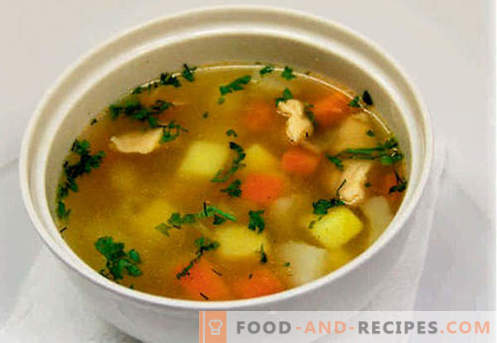 Salmon soup - the best recipes. How to properly and tasty cook salmon soup.