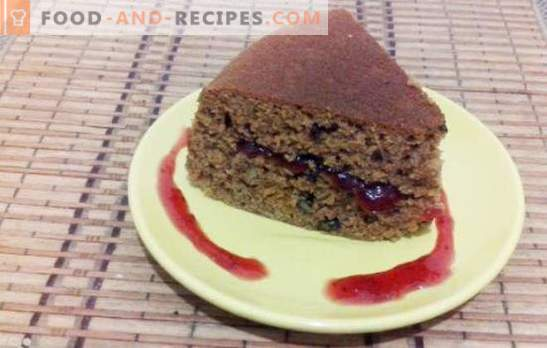 Lenten gingerbread - cake for sweet teeth. The best recipes for lean gingerbread: honey, coffee, apple, chocolate