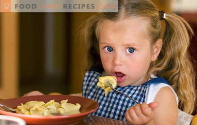 Dumplings for children - a little creativity! Recipes for different dumplings for children: lazy, with cottage cheese, meat, berries, vegetables