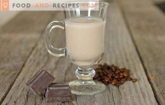 Beyliz liqueur at home - sweet alcohol! Home-made recipes for liqueur