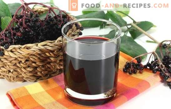 Homemade black chokeberry infusion: with honey, cloves, orange. Incendiary recipes of black chokeberry juice at home