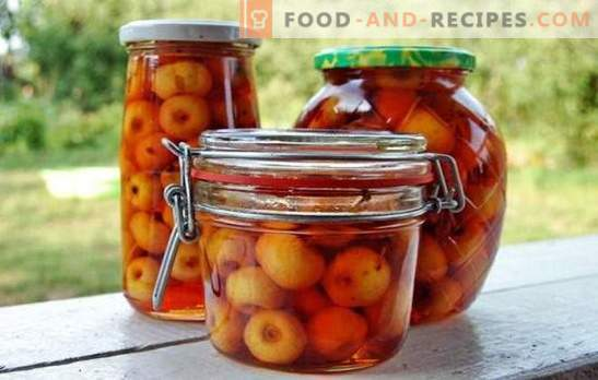 Apples in their own juice for the winter: fruits that are preserved by themselves. Variants of interesting preparations - apples in own juice