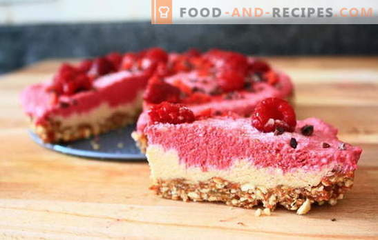 Cheesecake with baking - dessert for all occasions! Simple