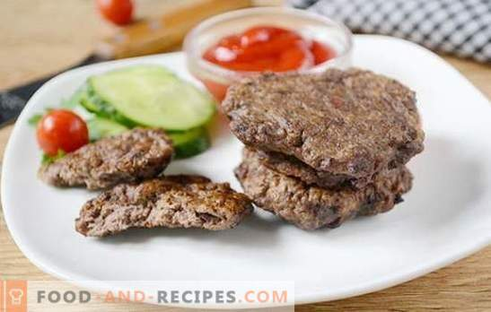 Hepatic pancakes: love children and adults! Step-by-step photo recipe of healthy liver pancakes