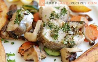 Hake in the slow cooker - a healthy and tasty dinner. Hake recipes in a slow cooker: stew, bake, steam