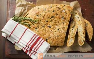 The benefits of homemade bread and the secrets of its preparation - in step-by-step recipes. Eat homemade bread: proven step-by-step recipes for health