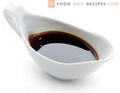 Teriyaki Sauce - the best recipes. How to properly and deliciously prepare Teriyaki sauce.