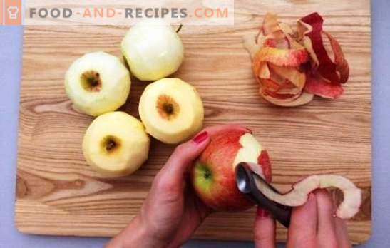 Frozen apples: different ways to freeze juicy fruits. How to freeze apples for the whole winter, in slices, in the form of mashed potatoes
