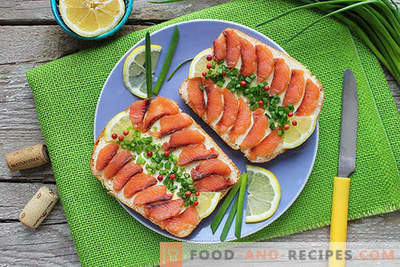 How to pickle pink salmon at home