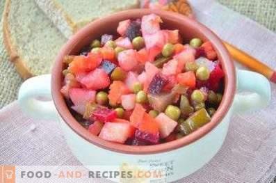 Green Peas Salads