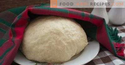 Brine dough