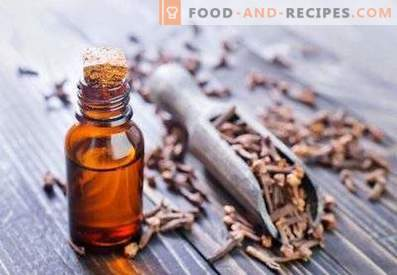 Clove Oil: Properties and Applications