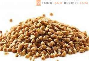 Calories of buckwheat