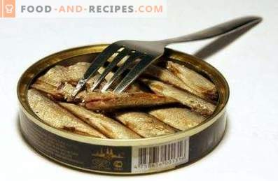 How to store sprats
