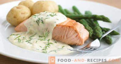 White fish sauce