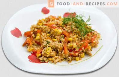 Bulgur with Turkey