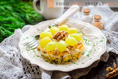 Tiffany Salad - a classic recipe