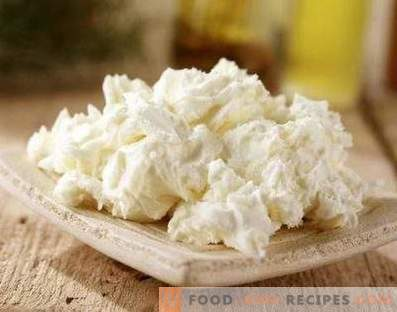 Mascarpone cheese at home