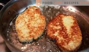 Horsemeat Cutlets