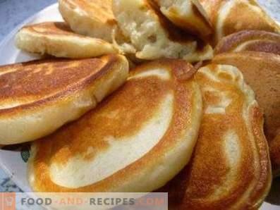Fritters on Ayran