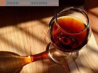 How to drink brandy