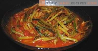 Ramson in Tomato